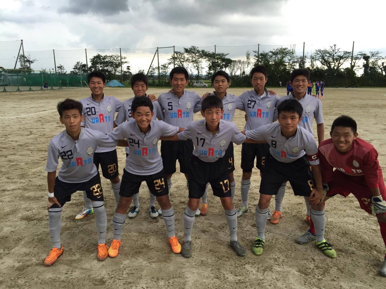高円宮杯U-18サッカーリーグ2016千葉 3部リーグ第6節結果