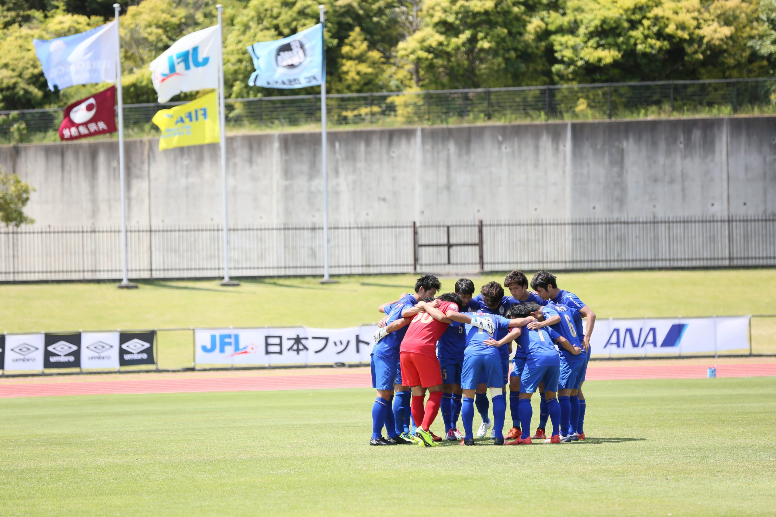 【トップチーム】ブリオベッカ浦安 セレクション開催(12月)のお知らせ