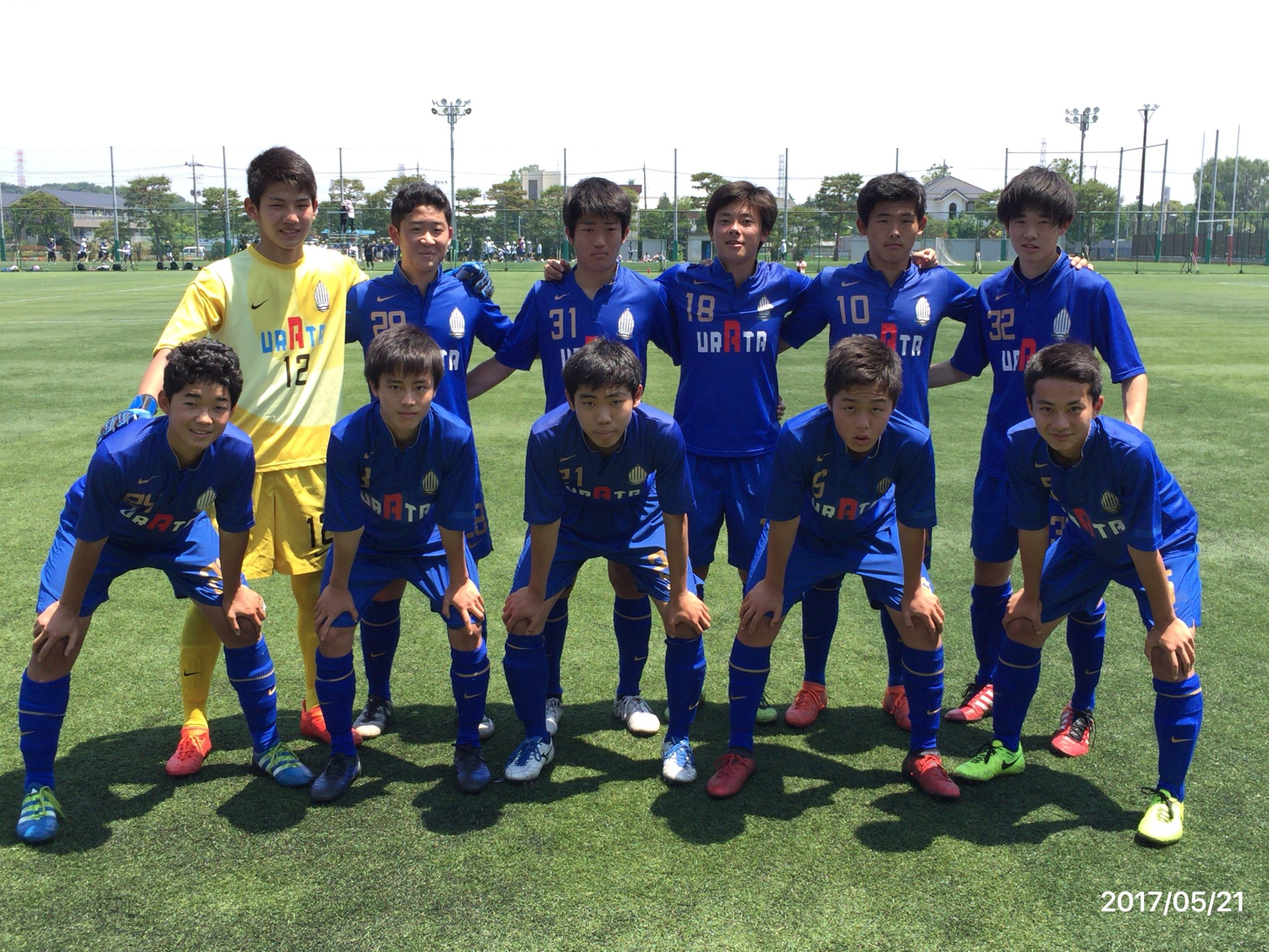 【U18】第 41 回 日本クラブユースサッカー選手権(U-18)関東大会ノックアウトステージ結果