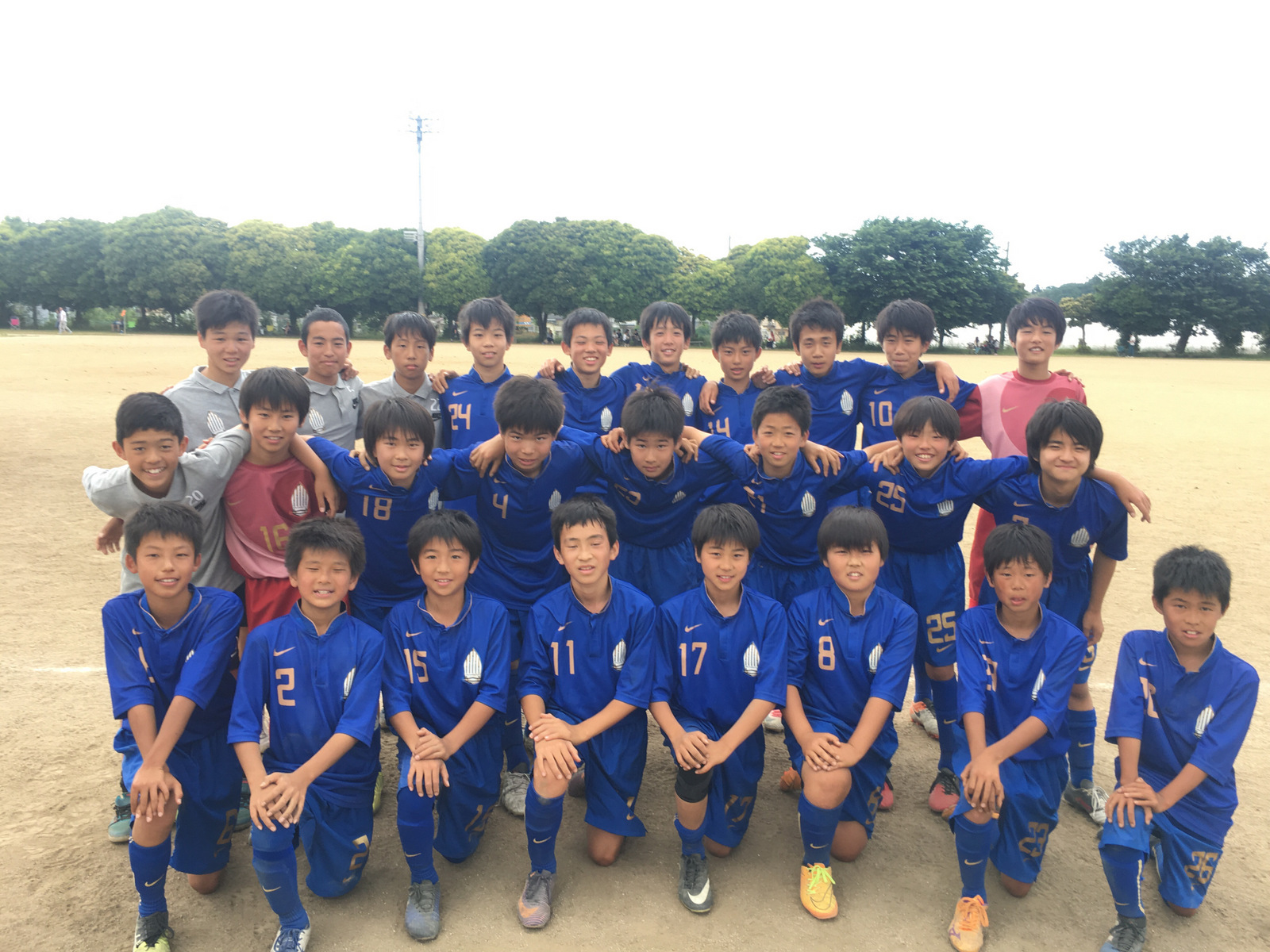 【U13】第18回東葛フレッシュマンカップ開幕