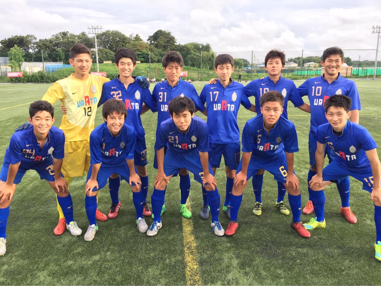 【U18】Jユースカップ関東予選 予選リーグ第1節結果