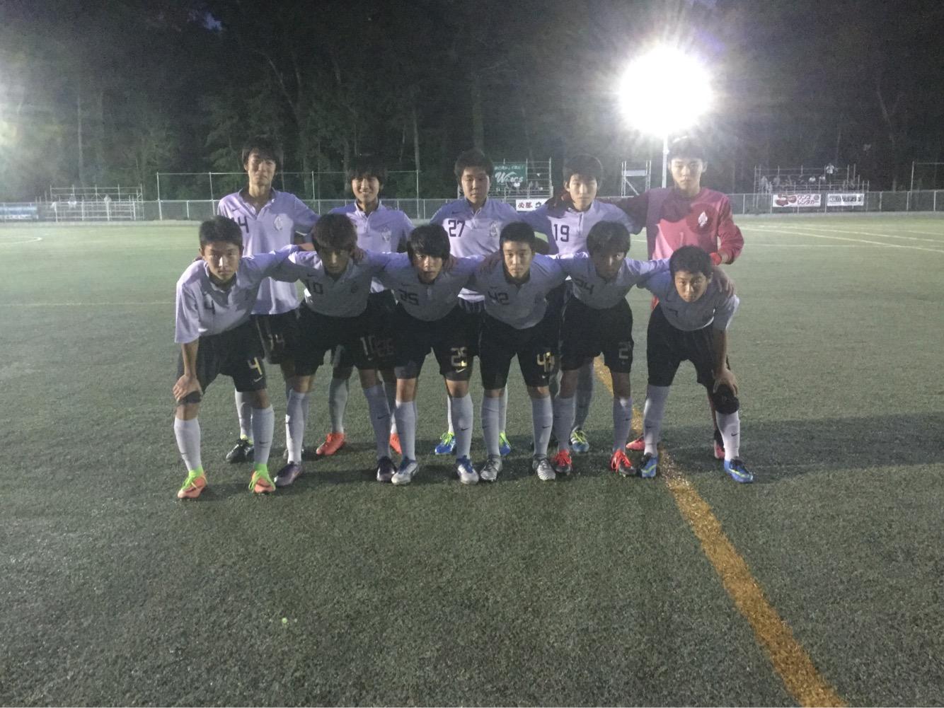 【U15】高円宮杯U-15サッカーリーグ2017千葉 1部リーグ第17節