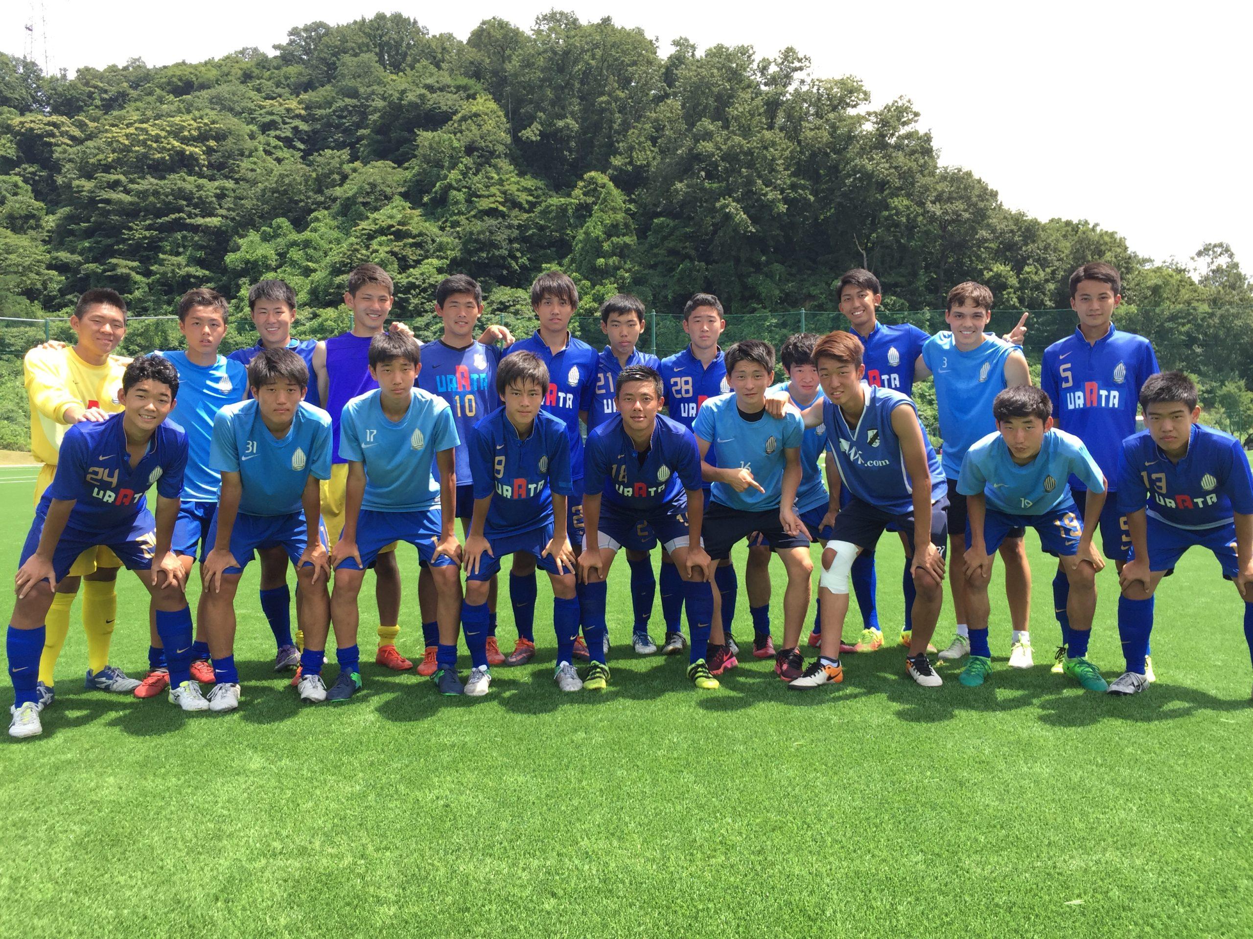 【U18】第2回金沢ユースチャレンジカップサッカー大会結果
