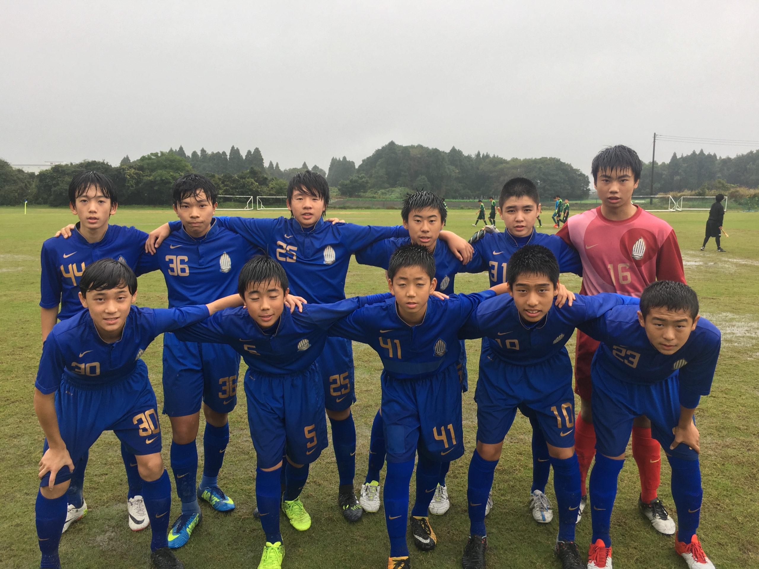 【U14】第8回千葉県クラブユース(U-15)サッカー連盟 U-14リーグ