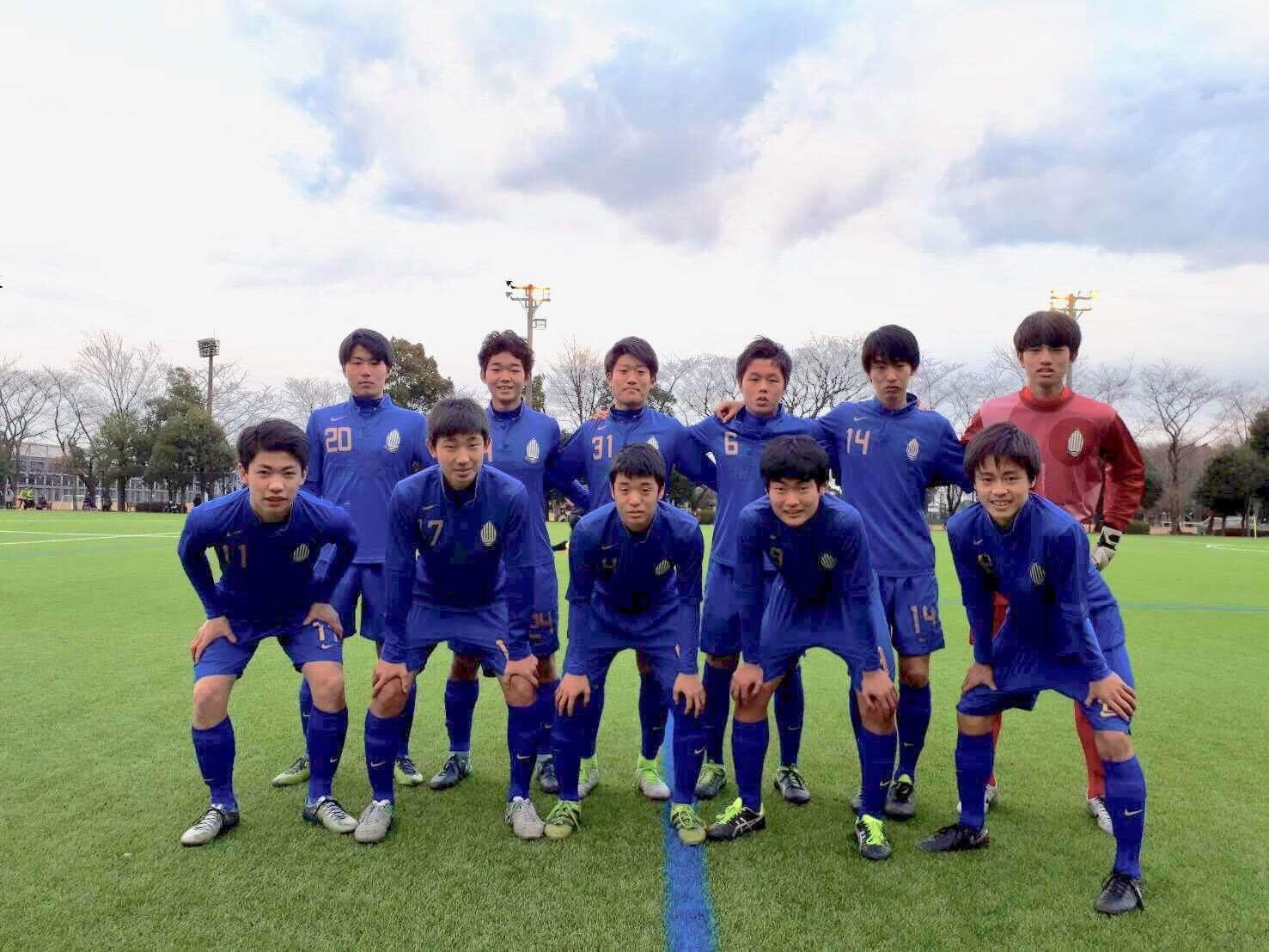 【ユース】千葉県クラブユース新人戦 レイソルユース戦結果