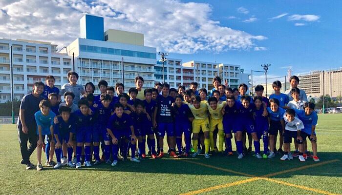 【U15】2018 千葉 2部リーグ優勝 来期1部リーグ昇格が決定しました