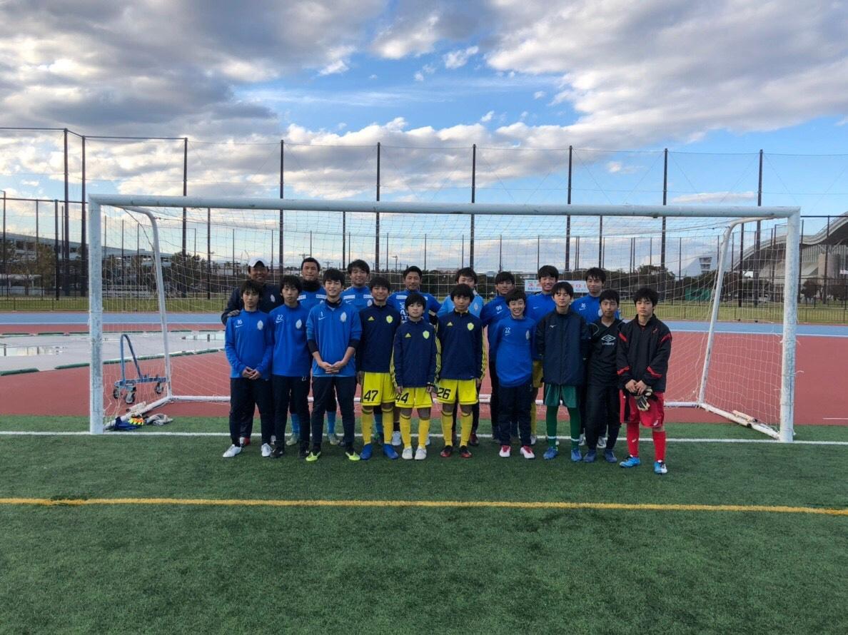 【地域活動】浦安サッカー協会2種 GKスクール開催レポート