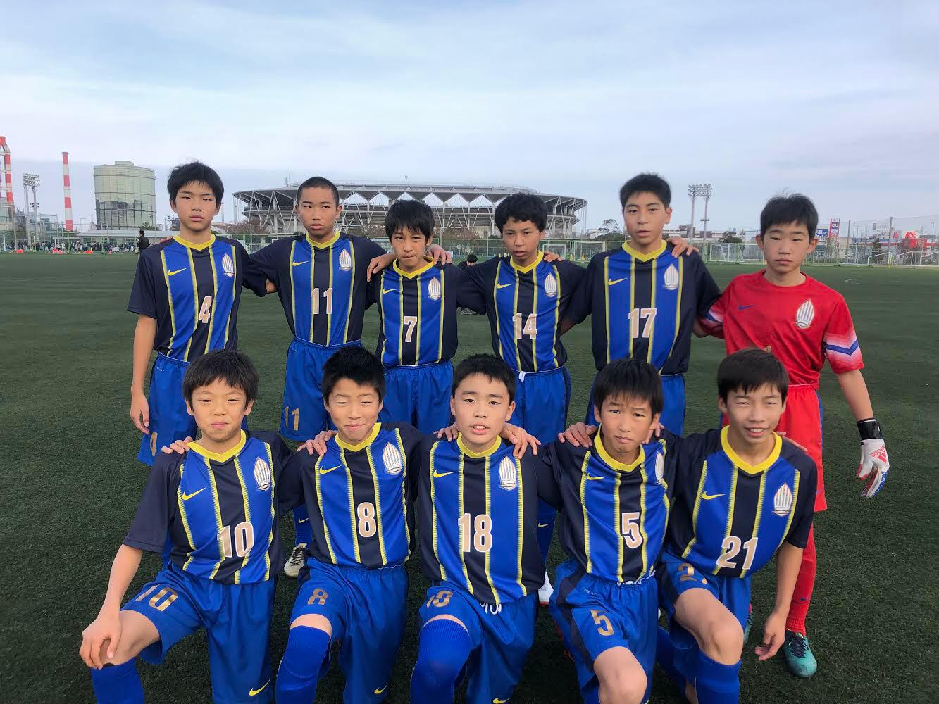 【U13】千葉県ユース(U-13)サッカーリーグ 1部リーグ 第10節結果