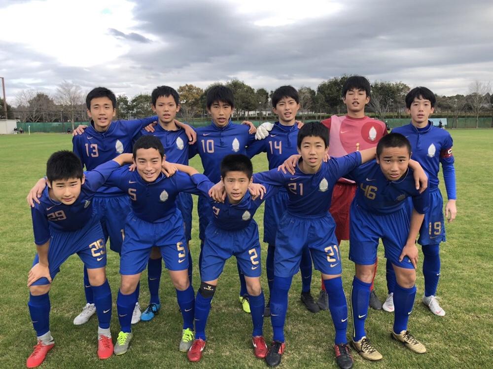 【U14】千葉県クラブユース U-14リーグ 上位リーグ 第10節結果