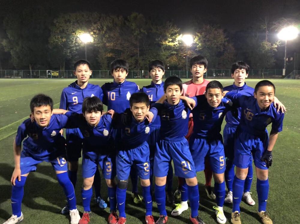【U14】千葉県クラブユース(U-14)サッカーリーグ 最終節 結果