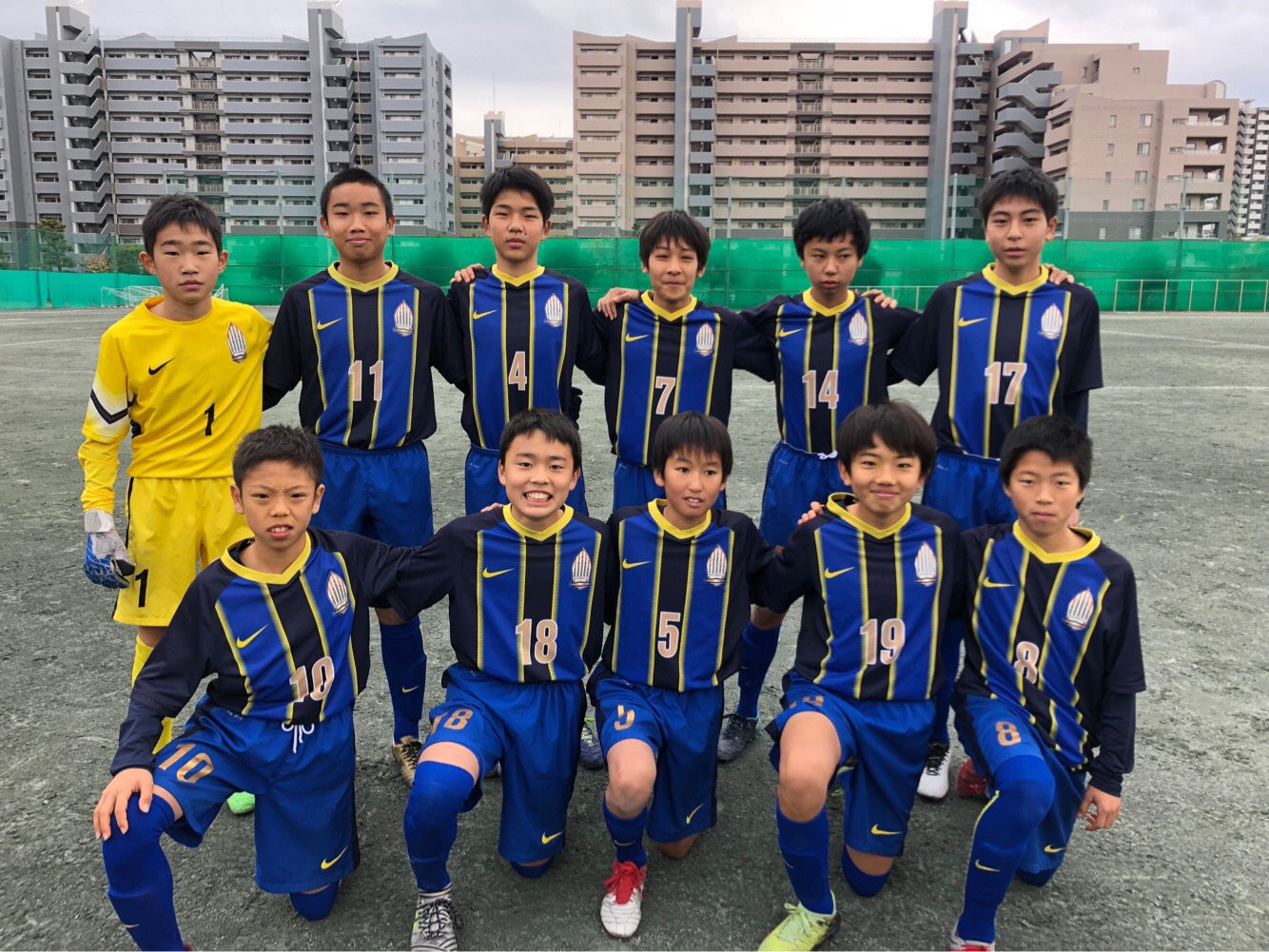 【U13】第22回 千葉県ユース(U-13)サッカー選手権大会  ブロック予選 第2戦