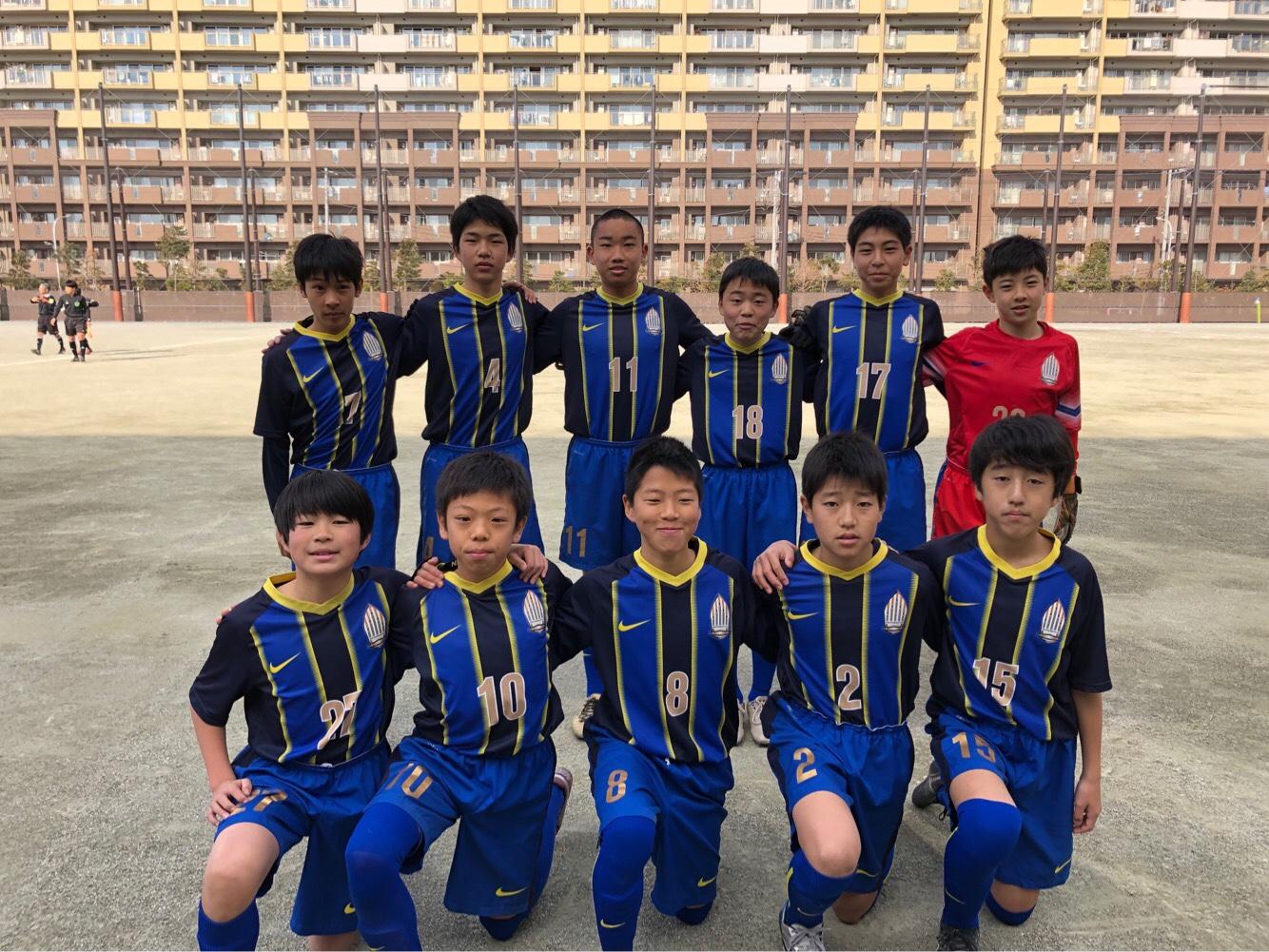 【U13】第22回 千葉県ユース(U-13)サッカー選手権大会  ブロック予選2次リーグ 第2戦