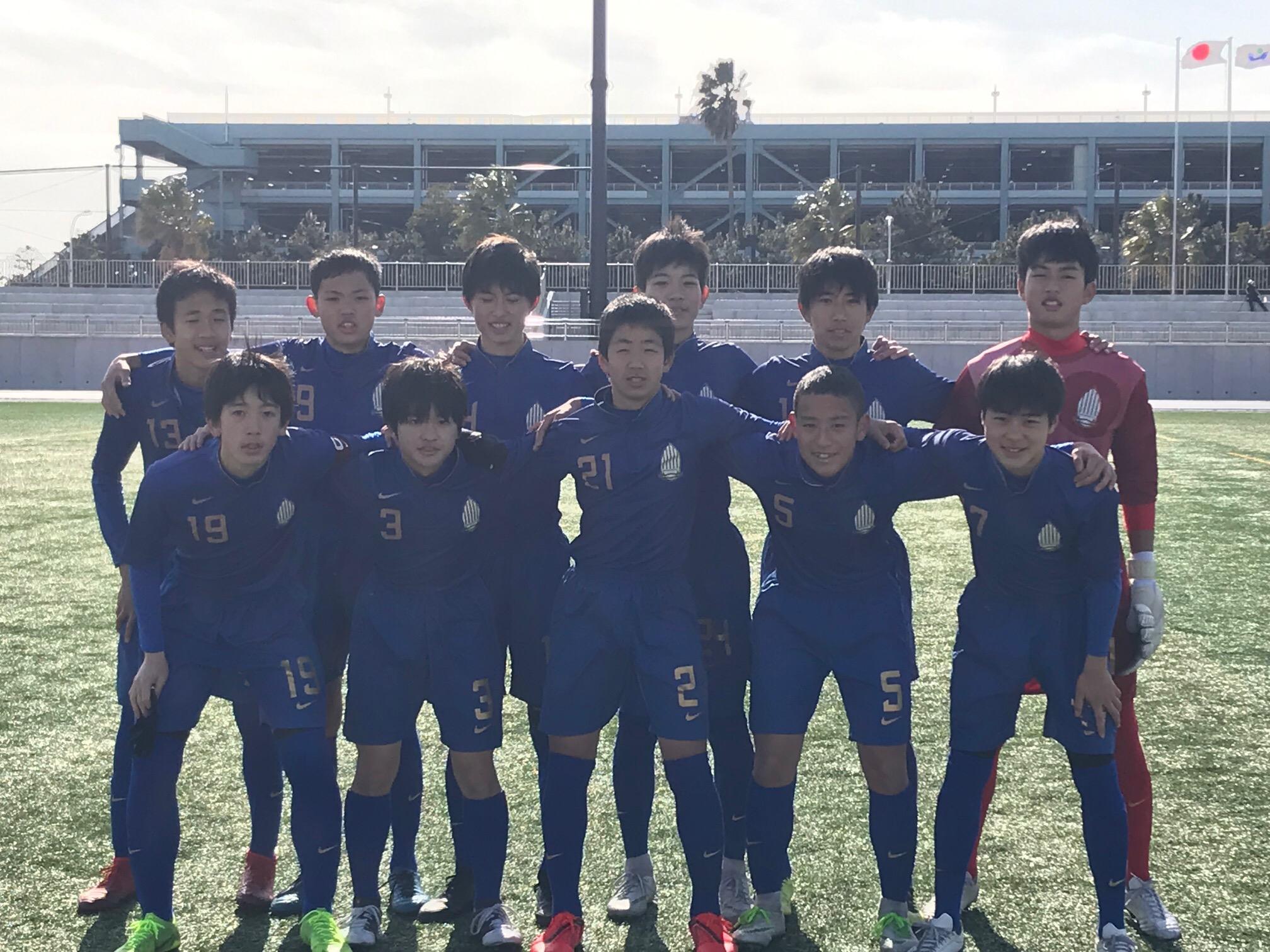 【U15】高円宮杯 U-15サッカー千葉県1部リーグ 第4節