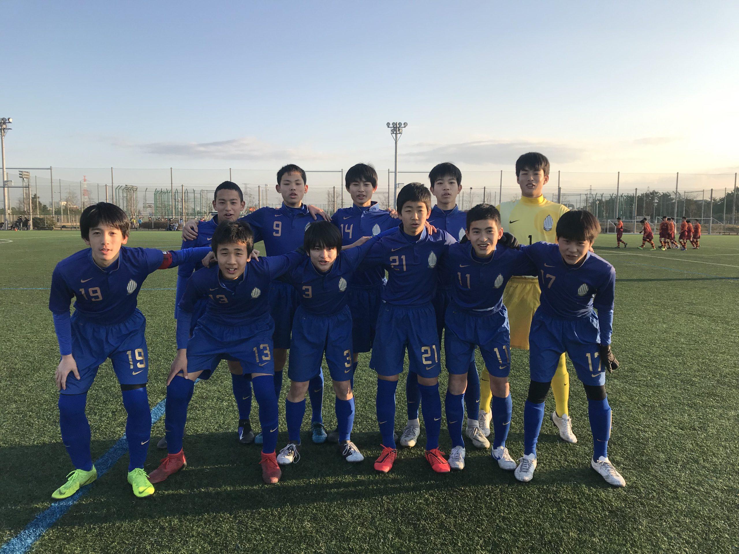 【U15】高円宮杯 U-15サッカー千葉県1部リーグ 第5節