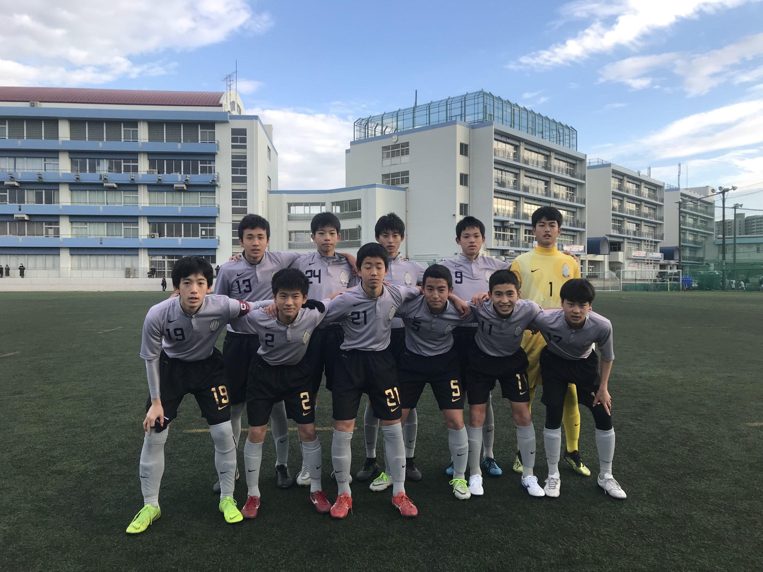 【U15】高円宮杯 U-15サッカー千葉県1部リーグ 第3節
