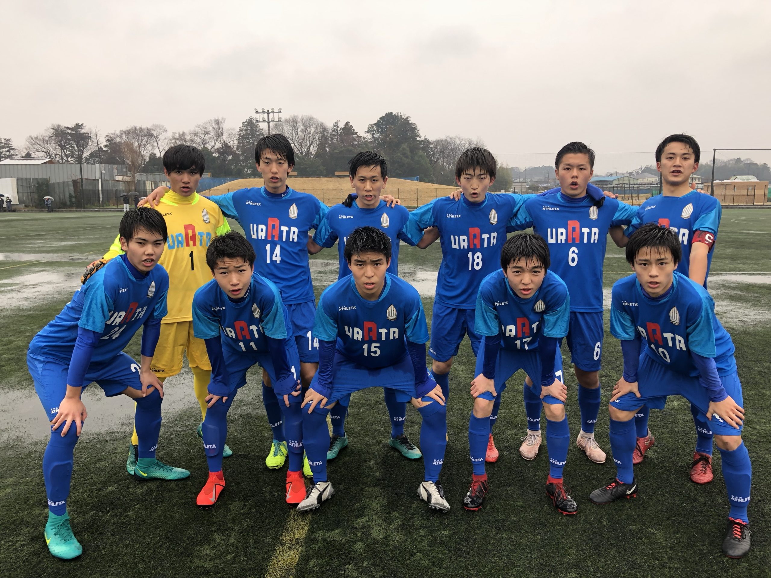【U18】第17回 千葉県クラブユース新人戦 第5節