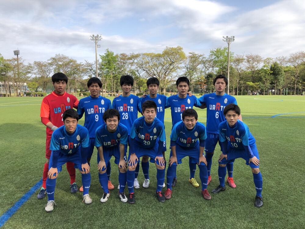 【U18】高円宮杯JFA U-18サッカーリーグ2019千葉 2部リーグ 第3節