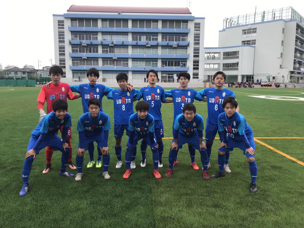 【U18】高円宮杯JFA U-18サッカーリーグ2019千葉 2部リーグ 第2節