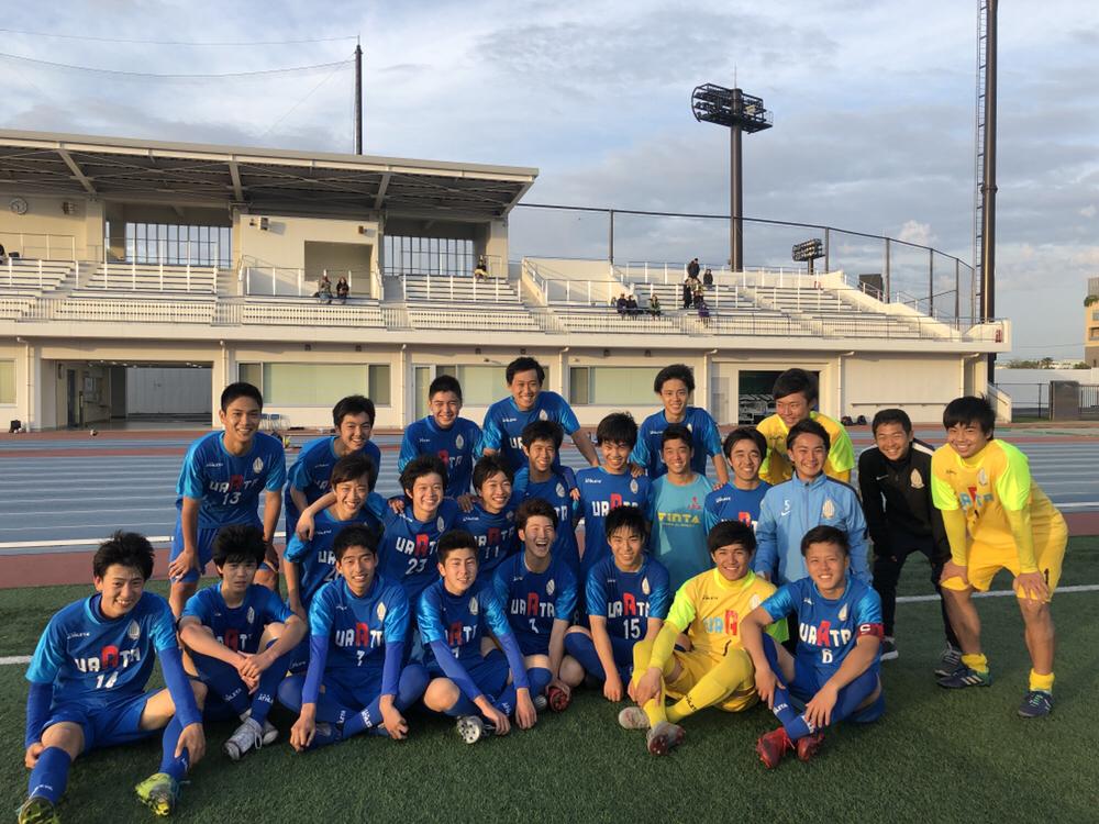【U18】U-18クラブユース関東予選