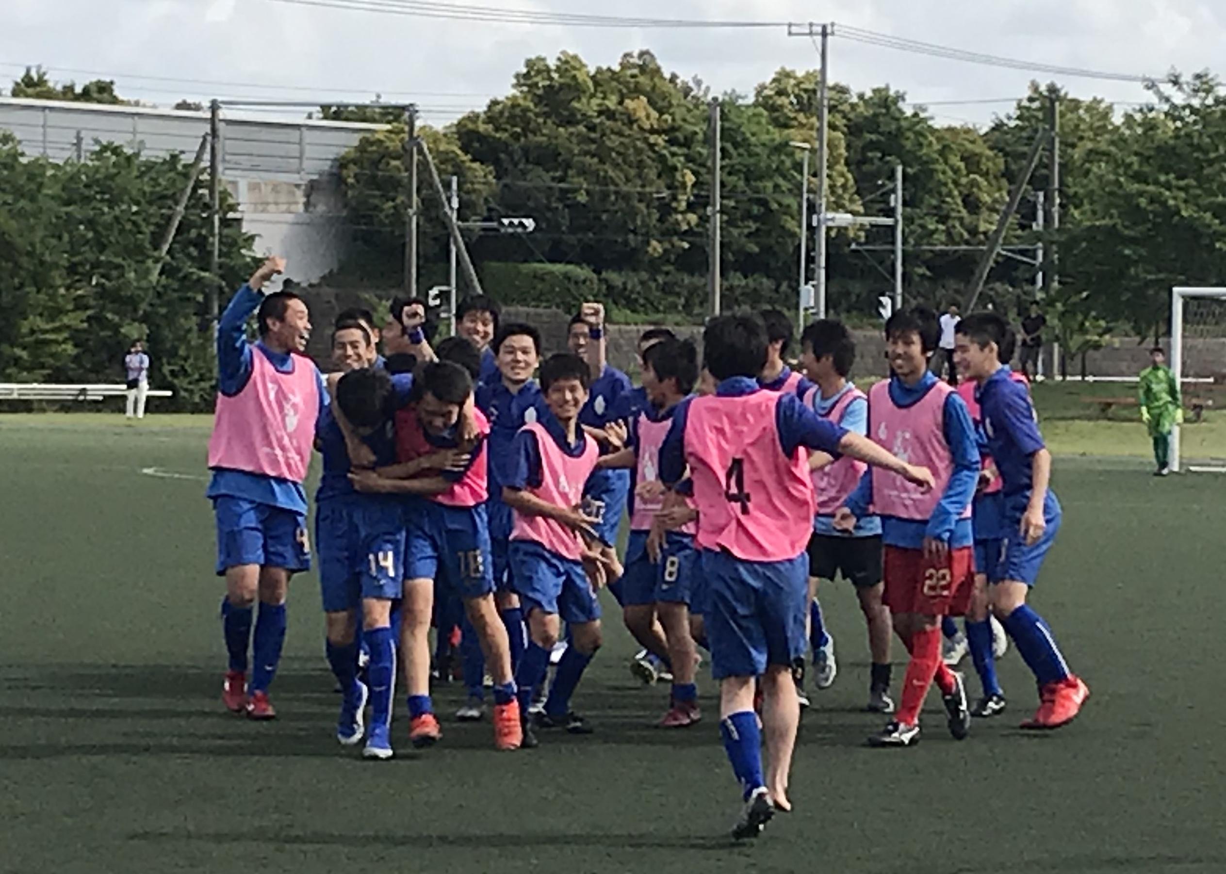 【U15】U-15クラブユース選手権 ラウンド8結果
