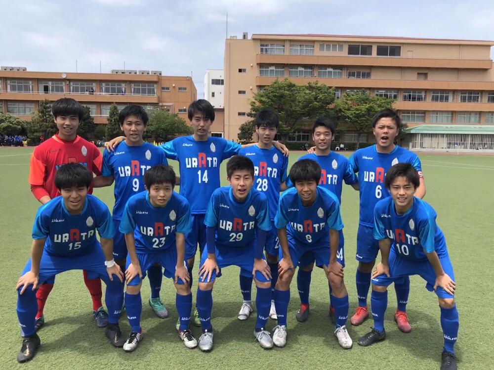 【U18】高円宮杯JFA U-18サッカーリーグ2019千葉 2部リーグ 第4節