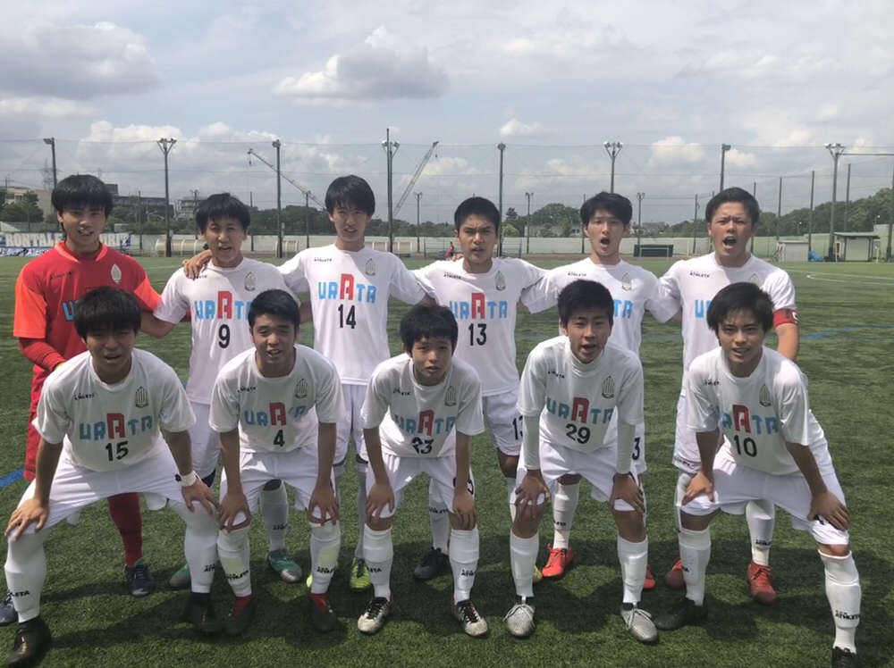【U18】U-18クラブユース関東大会ラウンド32結果