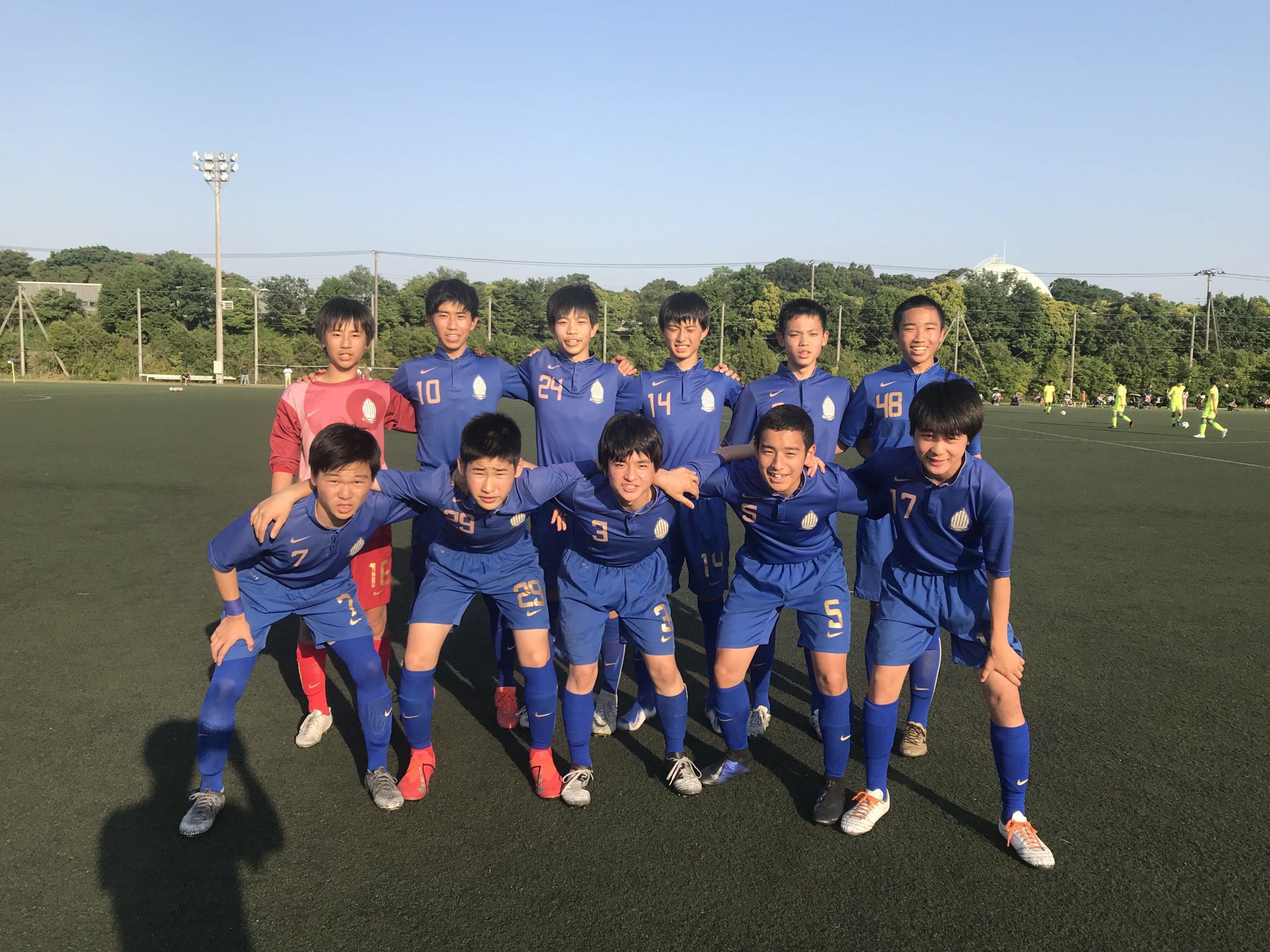 【U15】U-15クラブユース選手権 準決勝
