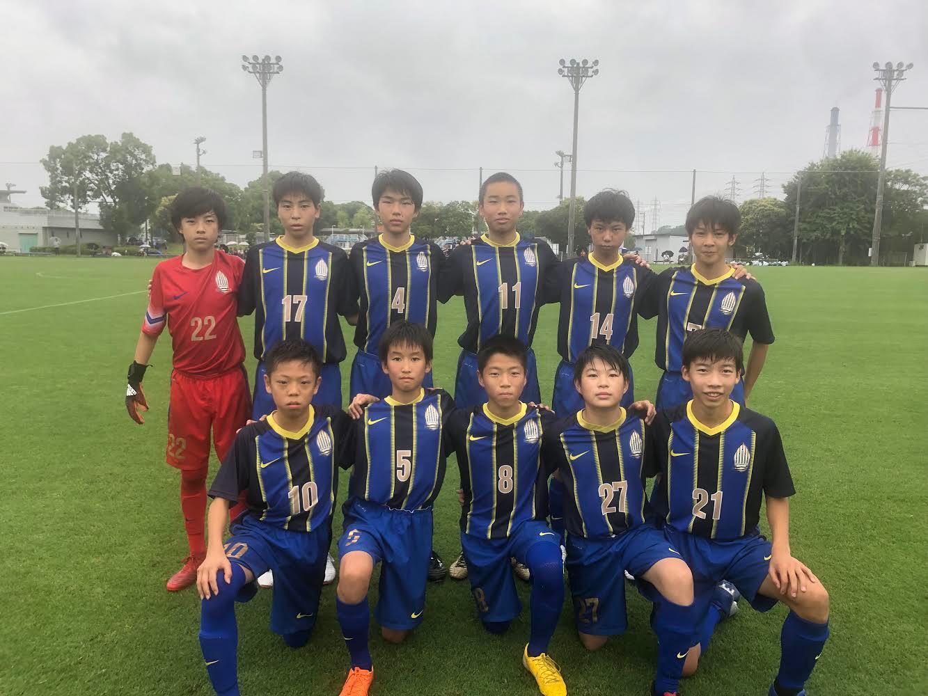【U14】千葉県クラブユース(U-14)上位リーグ 第1節 結果
