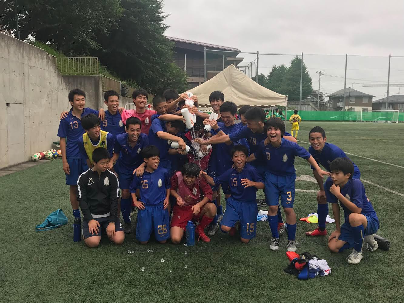 【U15】高円宮杯 U-15サッカー千葉県1部リーグ 第15節