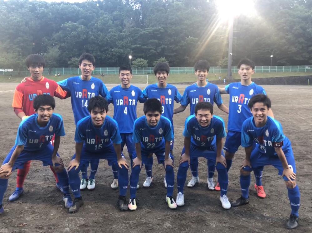 【U18】Jユースカップ関東予選リーグ 第1節