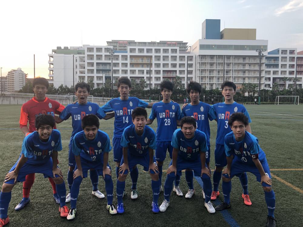 【U18】Jユースカップ関東予選リーグ 第2節