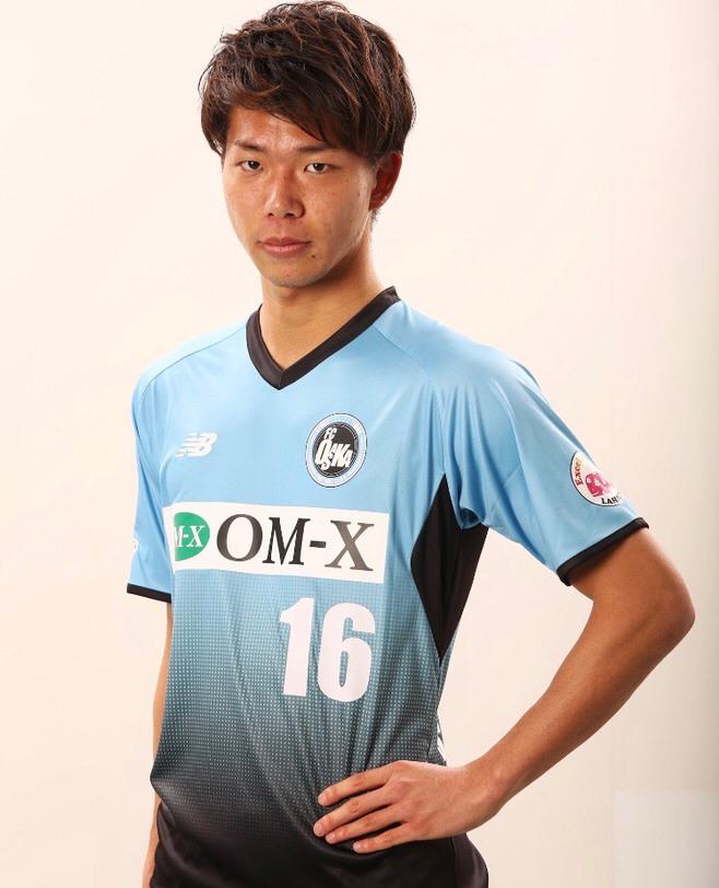 【トップ】篠田 朋宏 選手 新規加入のお知らせ