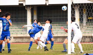 千葉県サッカー選手権大会準々決勝vs国際武道大学学友会サッカー部