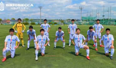 〈試合結果〉高円宮杯JFA U-18リーグ2021千葉2部 第2節