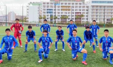 〈試合結果〉日本クラブユースサッカー選手権関東予選GL①