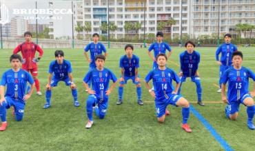 〈試合結果〉日本クラブユースサッカー選手権関東予選決勝トーナメント一回戦