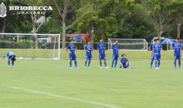〈試合結果〉第57回全国社会人サッカー選手権大会関東予選ブロック決勝 vs 東邦チタニウム