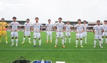 〈試合結果〉前期第10節 vs VONDS市原FC