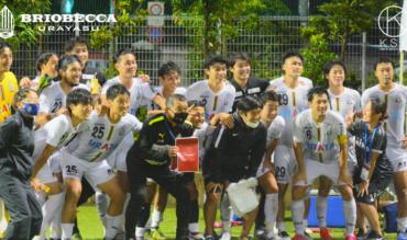〈試合結果〉後期第5節 vs TOKYO UNITED FC