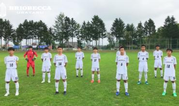 〈試合結果〉日本クラブユースサッカー選手権(U-15)大会 GS第3節
