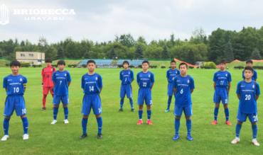 〈試合結果〉日本クラブユースサッカー選手権(U-15)大会 GS第1節